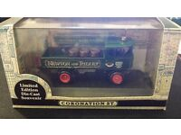 Coronation Street model vehicle Newton and Ridley