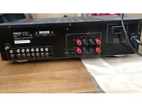 YAMAHA AX-380 INTEGRATED STEREO AMPLIFIER