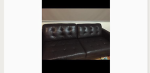PLUSH leather lounges Holsworthy Campbelltown Area Preview