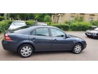 2006 FORD MONDEO 1.8 -- EXCELLENT RELIABLE RUNNER -- SERVICE HISTORY -- LONG MOT TAX