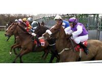 Race horse jockeys wanted to attend ex jockeys funeral in Kent FREE FOOD+DRINKS!!