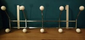 Over door hooks - vintage style - no fitting needed