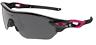 OAKLEY RADARLOCK EDGE - sunglasses - OO9183-07 - Black Iridium lens RADAR LOCK