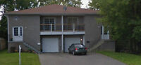 3BDRM Central Upper Level Apt, July 15 Availability