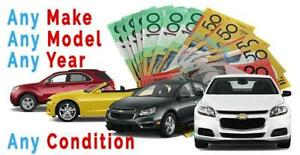 Top Cash For Scrap Cars & Used Cars | We Buy Toyota Corolla -Camry- Matrix - Pontiac Vibe-  Honda Odyssey-