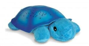 La Veilleuse aux 8 Constellations Twilight Turtle™ Bleu de Cloud b