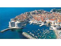 Return flights from Edinburgh to Dubrovnik for x2