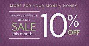*Scentsy SALE!!!! February ONLY!!!