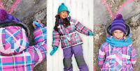 Habit de neige souris mini 2013,usé 1 saison, grandeur 5 ans