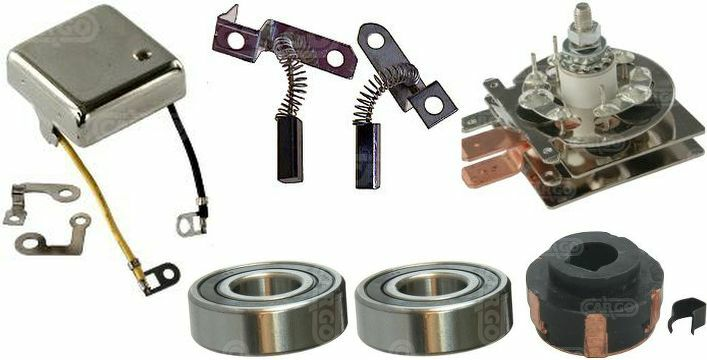 Lucas Alternator Acr Repair Kit 15 16 17 18 Lra100