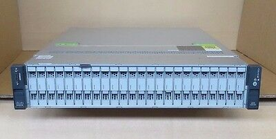 Cisco UCS C240 M3 2x 8-Core Xeon E5-2665 2.6GHz 96GB RAM 2U Rack Server