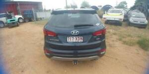 2016 Hyundai Santa Fe 2.2L Diesel wrecking Williamstown North Hobsons Bay Area Preview