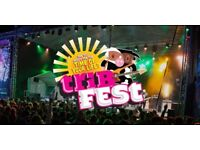 VIP WEEKEND CAMPING TICKETS: TRIBFEST 2018