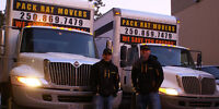 PackRat Movers - We Save You Chedda'