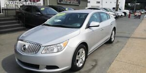 2010 BUICK LACROSSE CX   JUST SERVICED! LOW LOW 96,000KMS