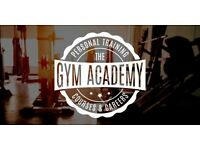 Trainee Personal Trainer - GYMBOX Bank