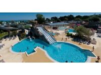 Selling Eurocamp Brittany holiday April 7-13th 2 adults 2 kids