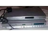 Crown and Philips Dvd players
