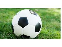 5 a side indoor football - Thursdays 7:00pm