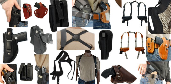Barsony Holsters & Belts