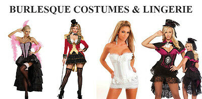 Burlesque Costumes and Lingerie