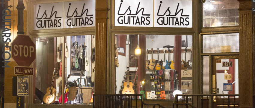 Ish Guitars