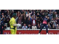 England vs India Cricket Test Day 3 Eric Hollies Stand Edgbaston Tickets x 5