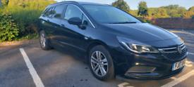 Vauxhall Astra 1.6ecoflex 5dr