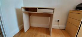 Habitat Oak Effect Drawer Desk