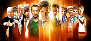 The Complete Dr. Who EVERYTHING ON DVD