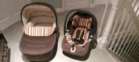 Mamas & Papas full travel set excellent condition.