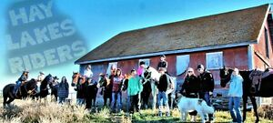 Hay Lakes Riders - Local Horse Club