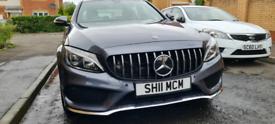 Mercedes C220d Premium AMG line