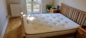 Silentnight John Lewis King size mattress