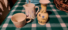 FREE Cup and Vases