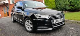 Audi A1 1.0 TFSI SE Oct 2015