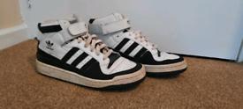 Adidas Forum Trainers UK Size 8.5