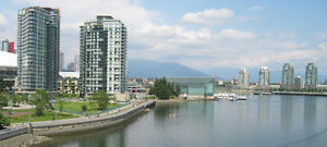 YALETOWN    WATERFRONT        2bed  2 bath