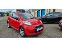 2010 Citroen C1 1.0 VT Very Low Miles Fresh Mot Servied And Warranted 20 Tax Hat