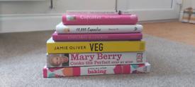 Cooking/Baking Books