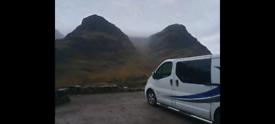 Off grid Campervan