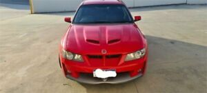 2003 Holden Special Vehicles ClubSport YII Red 6 Speed Manual Sedan East Victoria Park Victoria Park Area Preview