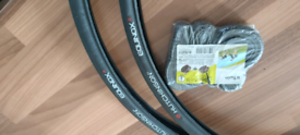 700c Road tyres and new tubes