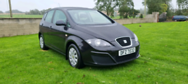 2010 SEAT ALTEA 1.9 DIESEL MOTED TO OCTOBER 2022