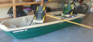 12' Sundolphin Paddleboat, Complete Package for 2