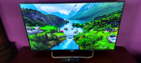 """43"""" 4K Ultra HD SONY BRAVIA ANDROID SMART TV"""