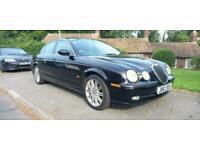 2002 Jaguar S-Type 3.0 V6 SE 4dr Auto SALOON Petrol Automatic
