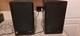 Micro lab solo 6c studio amplified speakers