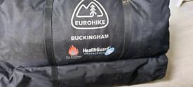 Eurohike buckingham larg tent