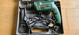 Bosch PSB 500R hammer drill.